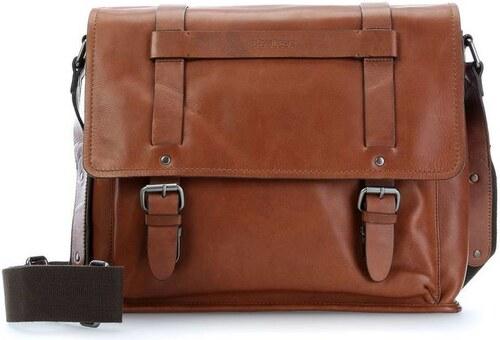 Strellson Pánská kožená taška Messenger H 4010001705 - Glami.cz 04617a0e3a8