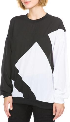 Női adidas Originals EQT Melegítő felső Fekete Fehér - Glami.hu 26ef9a4757