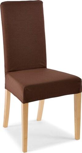 bpc living bonprix housse de chaise nepal marron pour maison. Black Bedroom Furniture Sets. Home Design Ideas