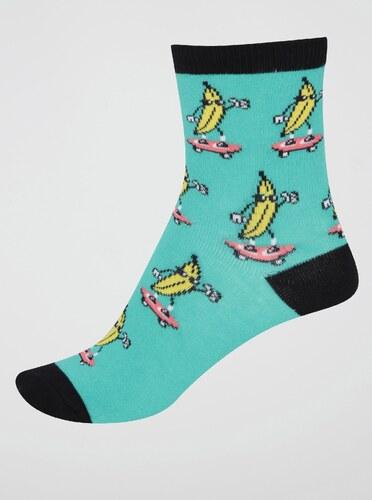 Zelené klučičí ponožky s banány Sock It to Me Peeling Out - Glami.cz 75a20ad5cb