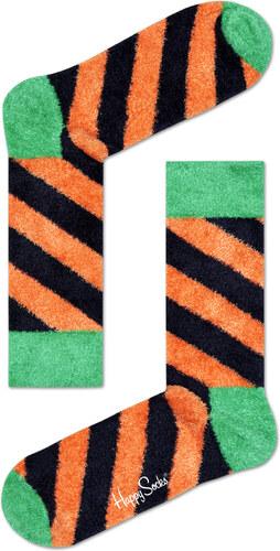 Barevné pruhované ponožky Happy Socks    kolekce Special Special - S-M  (36-40 32fffd3720