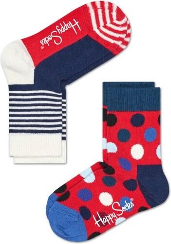 Dětské Dětské barevné ponožky Happy Socks 59e4a0fee2