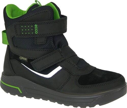 Ecco Urban Snowboarder Gore-Tex Odstíny barev  čierna f74120dcfe6