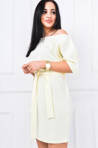Dámské vanilkové šaty - 83878 - Glami.cz 8c4c6e46b56