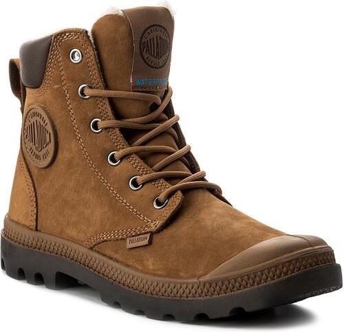 Outdoorová obuv PALLADIUM - Pampa Sport Cuff WPS 72992-697-M  Mahogany Chocolate 342b888b1e1