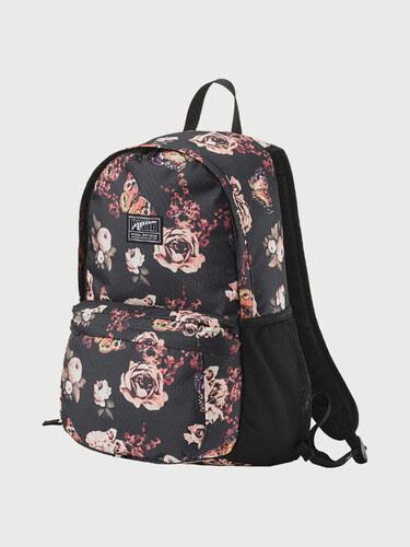 bc8537bf8cb Batoh Puma Academy Backpack Black-Flower - Glami.cz