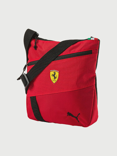 Taška Puma Ferrari Fanwear Portable Rosso Corsa-Pum - Glami.cz ae1aa5f9ae