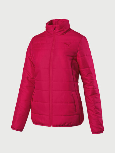 Bunda Puma Essentials Padded Jacket W Love Potion - Glami.sk 4f9b39dd76d