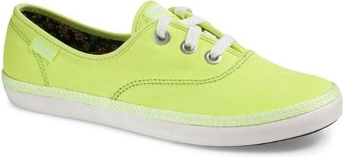 Keds Rookie Neon Neon Yellow - WF46418-3 - Glami.cz f2838dfd43