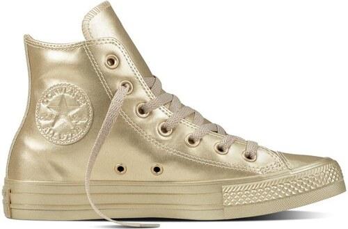 832b01fe34a Dámské boty Converse Chuck Taylor All Star 38 gold gold gold - Glami.cz