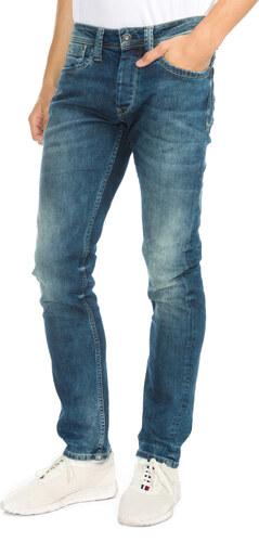 Férfi Pepe Jeans Cash Farmernadrág Kék - Glami.hu 6a9bbc96b4