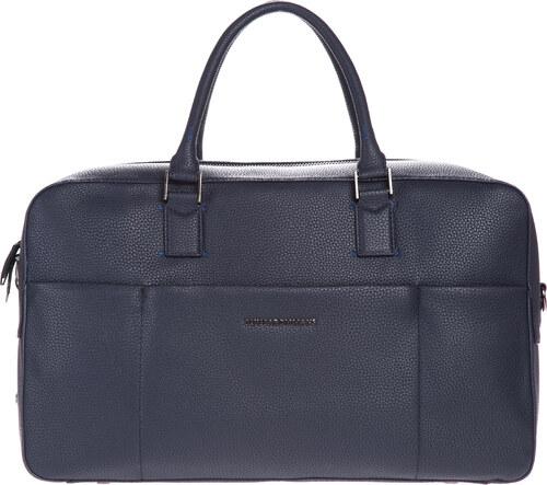 9a6599834 Trussardi Jeans Ottawa Cestovná taška Modrá - Glami.sk