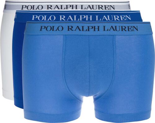 5ed9b767df Férfi Polo Ralph Lauren 3 db-os Boxeralsó szett Kék Fehér - Glami.hu