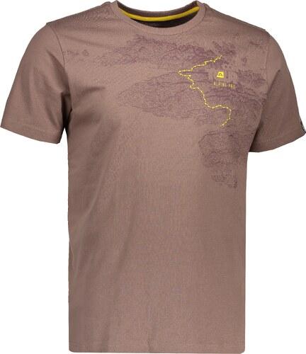 Pánské triko s krátkým rukávem ALPINE PRO UNEG 4 MTSK217 - Glami.cz 367b2e3bb98