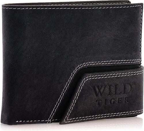 a5b371b4db Wild Pánska kožená peňaženka (PPN025) - Glami.sk