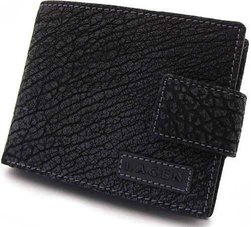 986eb8426acd Lagen Pánska kožená peňaženka (PPN066) - Glami.sk