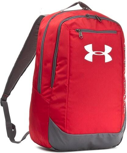 Hátizsák UNDER ARMOUR - Ua Hustle Backpack 1273274-600 Ldwr Red Gph ... 0410c776d2