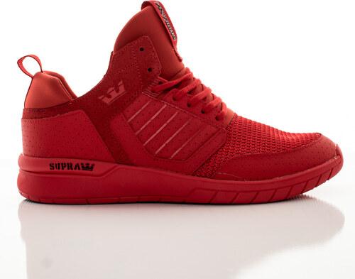 e0335fbe60 Pánske červené tenisky Supra Method - Glami.sk