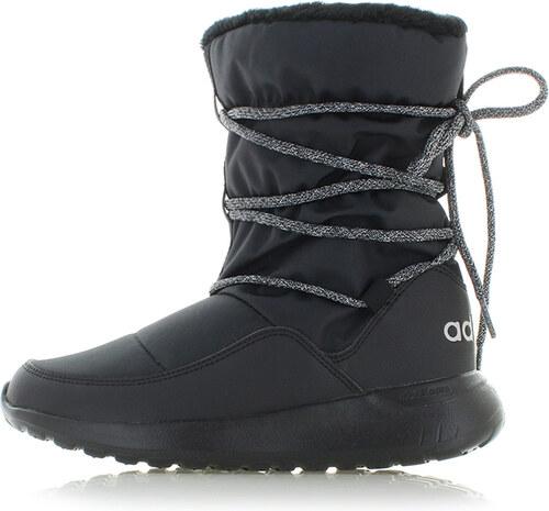 adidas CORE Dámské černé sněhule ADIDAS Cloudfoam Racer Winter Boots ... 014ce5608d9