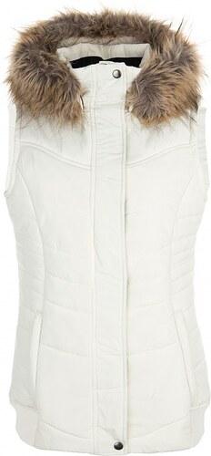 Dámska jesenná športová vesta s kapucňou Loap Theia - Glami.sk 5f6b27aff45