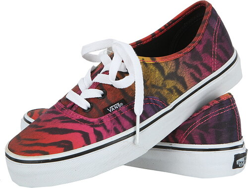 3f6017c80 Dámska voĺnočasová obuv Vans Authentic - Glami.sk