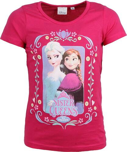 2b2919a40 Dievčenské tričko Disney Frozen - Glami.sk