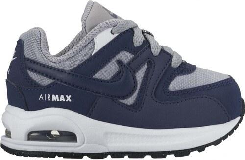 0bf22a4eda5 Dětské tenisky Nike AIR MAX COMMAND FLEX (TD) STEALTH MIDNIGHT NAVY-WHITE