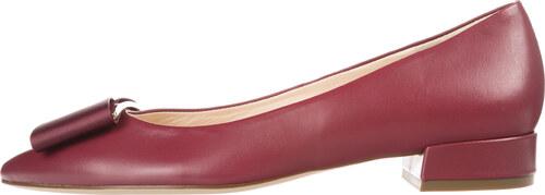 Női Högl Balerina cipő Piros - Glami.hu 5b40d82d68