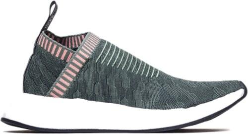 c335e30a8df193 -30% adidas Originals adidas NMD CS2 City Sock Trace Green zelené BY8781