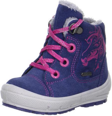Superfit 1-00312-88 Dívčí zimné topánky GROOVY - Glami.sk 7a3600404ac