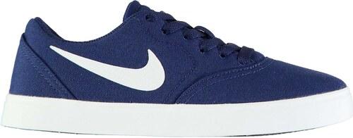 Topánky Nike SB Check Canvas Skate Shoes Junior Boys - Glami.sk 054a0dffb9d