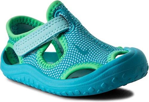 7b199416b52 Sandále NIKE - Sunray Protect (TD) 903634 400 Still Blue Chlorine Blue