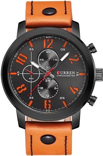 Pánské hodinky CURREN 8192 - Glami.cz 8fedd2ddeb