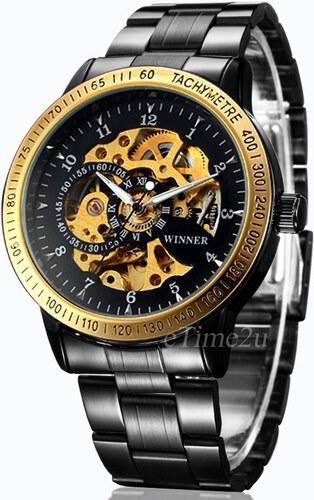 77f8cc247 Pánské mechanické hodinky Winner WH26M - Glami.cz