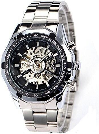 28575e513e5 Pánské mechanické hodinky Winner TM340GA - Glami.cz