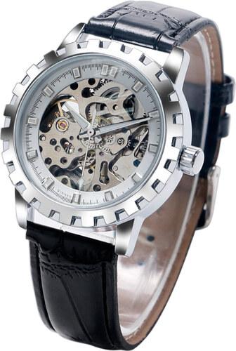 df9ab1a8c Pánské mechanické hodinky Winner Skeleton - Glami.cz