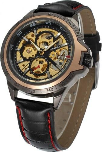 Pánské automatické hodinky Winner Creon - Glami.cz 56b3f75109
