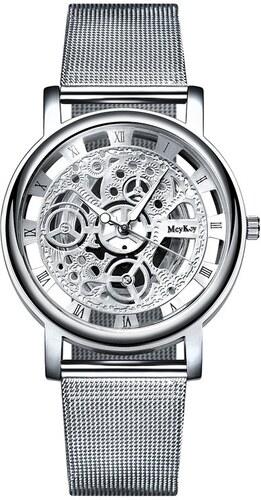 Shim Watch Dámské hodinky Skeleton View - Glami.cz 84a2906a17