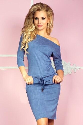527a6f25a001 NUMOCO Športové džínsové šaty 13-20 - Glami.sk