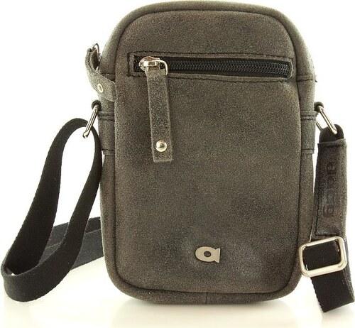 Pánská čierna taška JAZZY RISK (dg72a) Odstíny barev  čierna ... 3e34a475fb8
