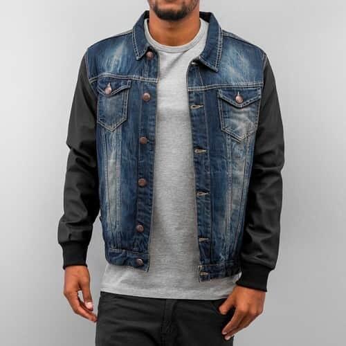 Just Rhyse Jeans Jacket Blue - Glami.hu 23cc2e792e