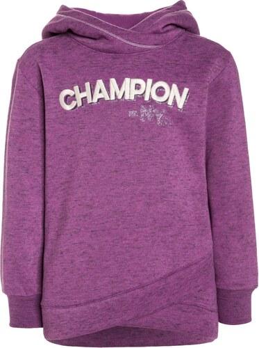 champion hooded sweat capuche purple. Black Bedroom Furniture Sets. Home Design Ideas