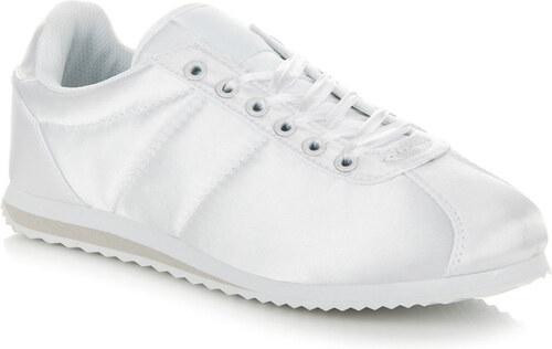 7df552cc4c CNB Dámské pohodlné bílé tenisky na platformě - Glami.cz