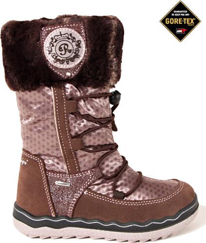 PRIMIGI Dívčí zimní boty sněhule Gore-tex Primigi 8620077 - Glami.cz eeb9c8499a