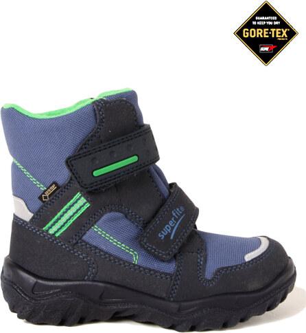 SUPERFIT Dětské zimní boty Gore-tex Superfit 1-00044-82 - Glami.cz ca8d061166