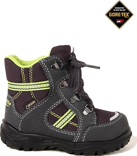 SUPERFIT Dětské zimní boty Gore-tex Superfit 1-00042-47 - Glami.cz d51163e14d