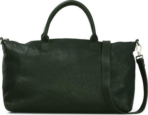 Kožená kabelka O My Bag Fly Violet Maxi Midnight Forest - Glami.cz b221a7e1c8b