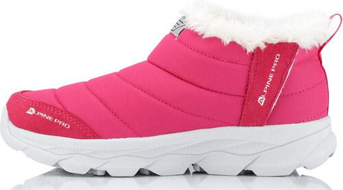 d651a00ddc ALPINE PRO FRANKIE Dámska zimná obuv LBTK147412 36 - Glami.sk