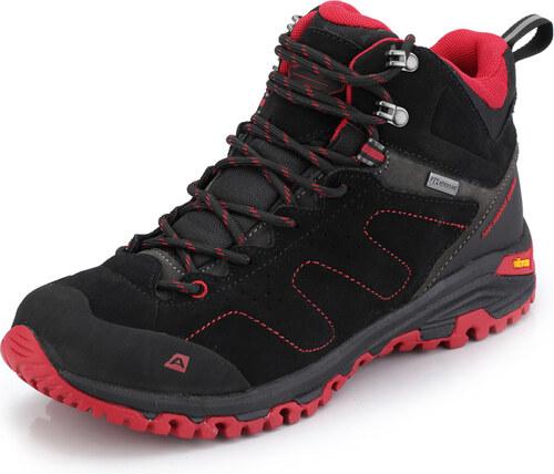 bc8cecbb96f ALPINE PRO TRIGLAV 2 MID Uni outdoorová obuv UBTK137990 černá - Glami.cz