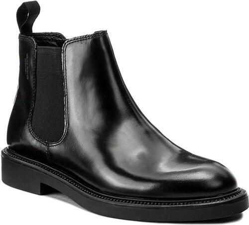 Kotníková obuv s elastickým prvkem VAGABOND - Alex W 4448-104-20 Black 62c86335965